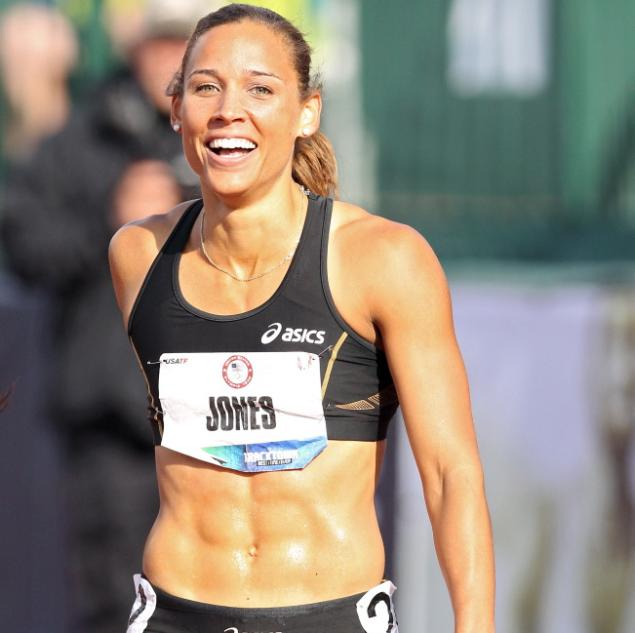 Lolo Jones - Lengvoji atletika