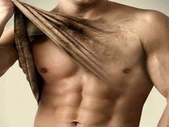 vyru depiliacija