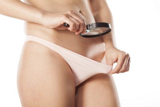 bikini depiliacija